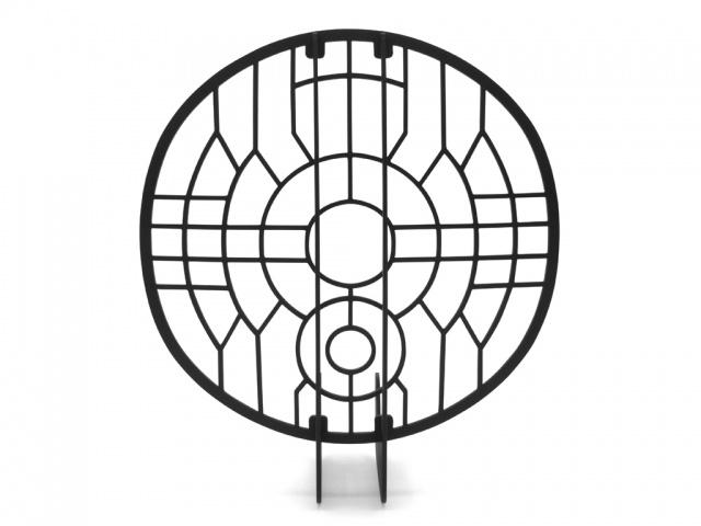 AltRider アルトライダー ガード・スライダー Stainless Steel Headlight Guard カラー:Black R nineT / Scrambler / Pure models 14-