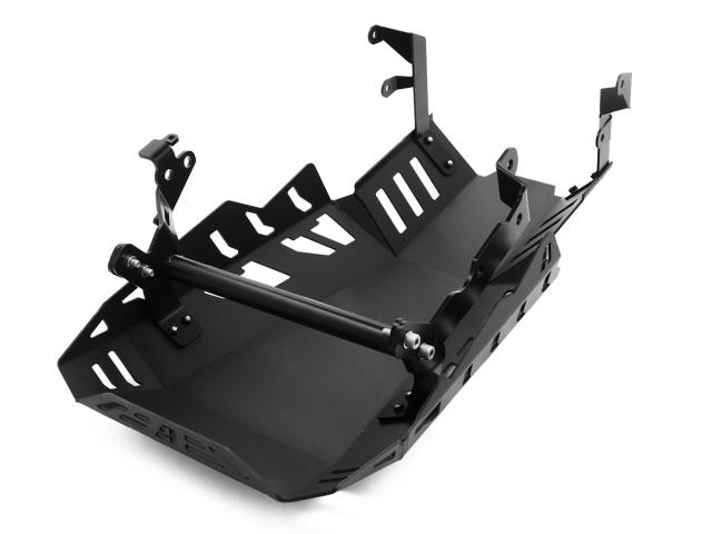 AltRider アルトライダー ガード・スライダー Skid Plate カラー:Black タイプ:With Mounting Bracket S 1000 XR