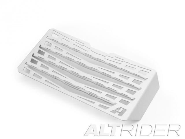 AltRider アルトライダー コアガード Oil Cooler Guard カラー:Silver Multistrada 1200 15-/ Enduro / 950