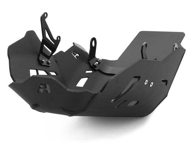AltRider アルトライダー ガード・スライダー Skid Plate カラー:Black Multistrada 1200 15- / Enduro
