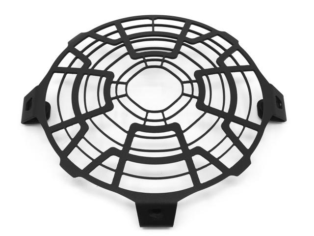 【メール便不可】 AltRider アルトライダー ガード Stainless・スライダー Stainless Mesh Headlight Guard Guard カラー:Black Scrambler Scrambler, 藤井寺市:471052ea --- canoncity.azurewebsites.net