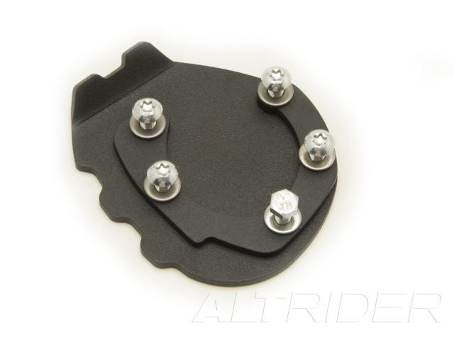 AltRider アルトライダー サイドスタンド Side Stand Foot カラー:Black TR650 Terra / Strada