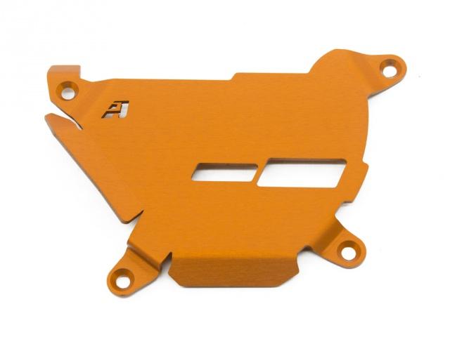 AltRider アルトライダー エンジンカバー Clutch Side Engine Case Cover カラー:Orange 1290 Super Adventure