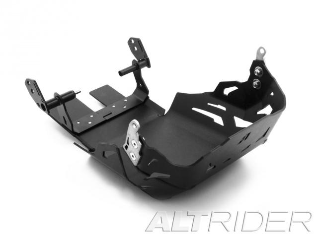 AltRider アルトライダー ガード・スライダー Skid Plate カラー:Black 1290 Super Adventure