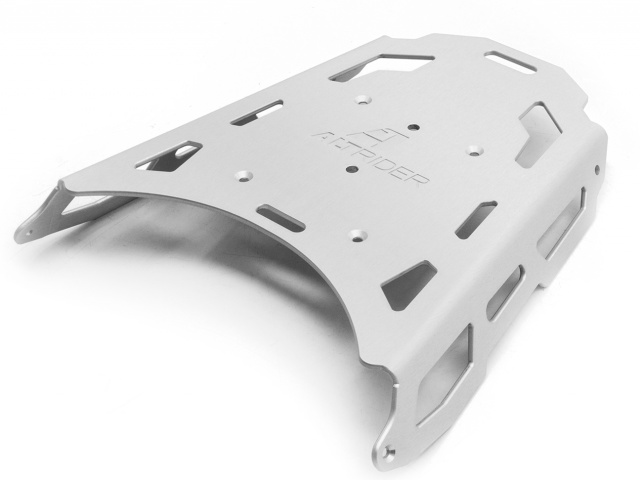 AltRider アルトライダー バッグ・ボックス類取り付けステー Luggage Rack カラー:Silver Thruxton