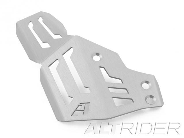 AltRider アルトライダー ガード・スライダー Rear Brake Master Cylinder Guard カラー:Silver Tiger 800