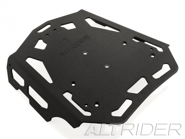 AltRider アルトライダー バッグ・ボックス類取り付けステー Luggage Rack カラー:Black Tiger 800