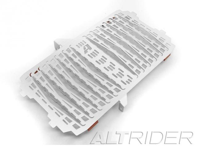 AltRider アルトライダー コアガード Radiator Guard カラー:Silver Tiger 800 15-