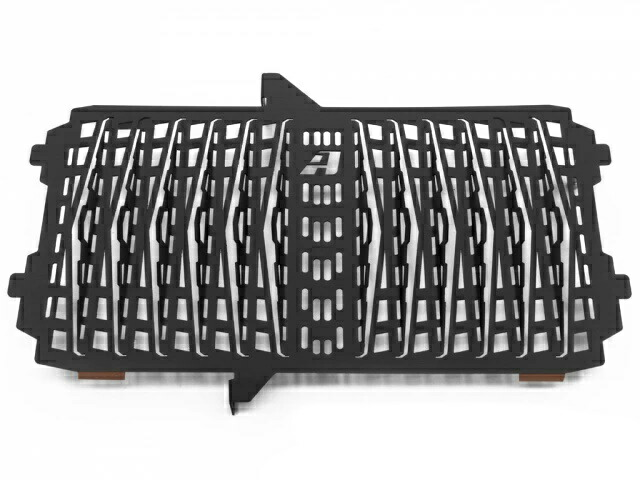 AltRider アルトライダー コアガード Radiator Guard カラー:Black Tiger 800