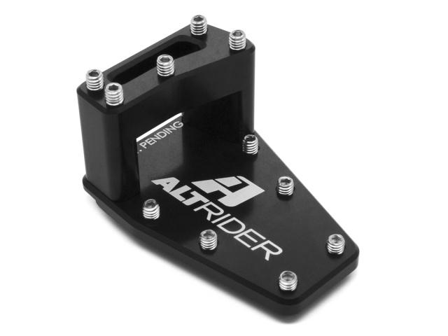 AltRider アルトライダー その他ステップパーツ DualControl Brake System カラー:Black Multistrada 1200 10- Multistrada 950 10-