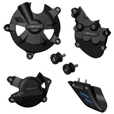 GBRacing ジービーレーシング ガード・スライダー モーターサイクルプロテクションフルセット ZX-10R(2008-2010)