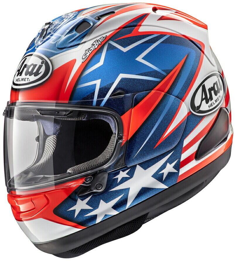 【在庫あり】Arai アライ フルフェイスヘルメット RX-7X HAYDEN SB [アールエックス セブンエックス ヘイデンSB] ヘルメット サイズ:XS(54cm)