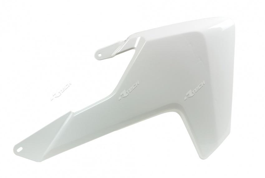 RACETECH レーステック ラジエーター関連部品 Radiator Covers 17 White OEM【ヨーロッパ直輸入品】