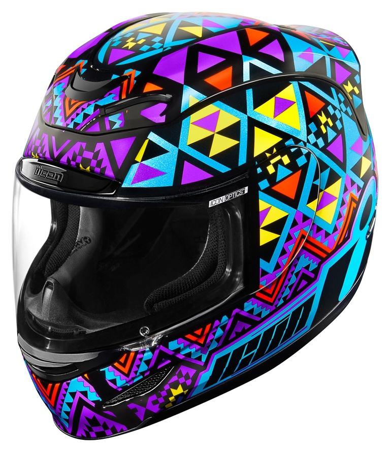 ICON アイコン フルフェイスヘルメット AIRMADA GEORACER HELMET [エアマーダ・ジオレーサー・ヘルメット] サイズ:LG