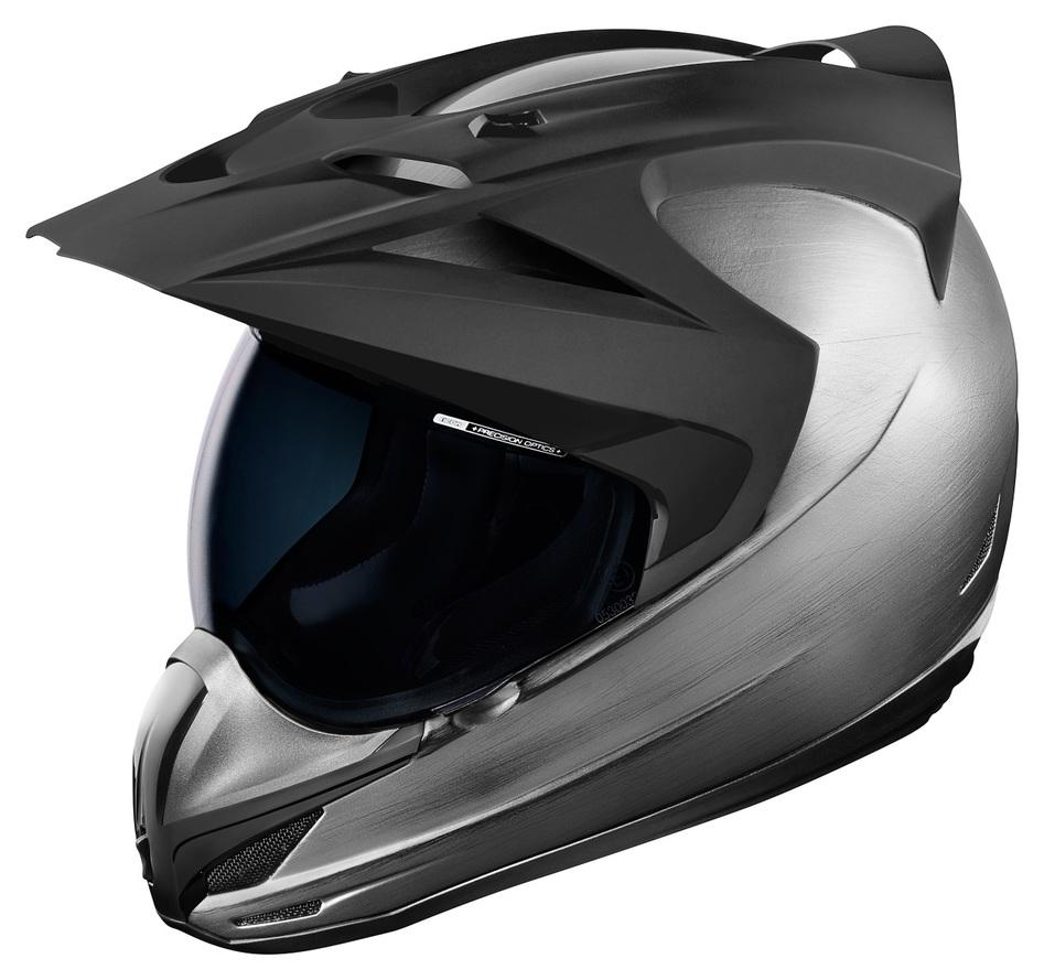 ICON アイコン フルフェイスヘルメット VARIANT QUICKSILVER HELMET [バリアント・クイックシルバー・ヘルメット] サイズ:XS