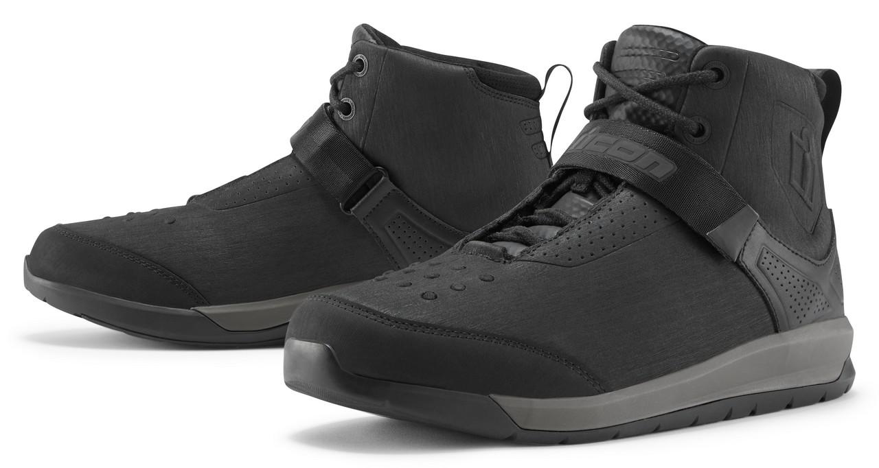 ICON アイコン オンロードブーツ SUPERDUTY5 BOOT [スーパーデューティー5 ブーツ] サイズ:11.5(約29.5cm)