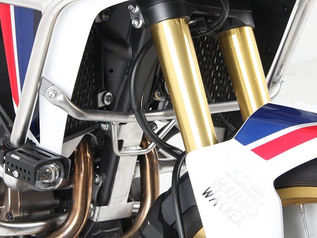 HEPCO&BECKER ヘプコ&ベッカー 補強ブラケット for タンクガード CRF 1000 Africa Twin CRF 1000 Africa Twin