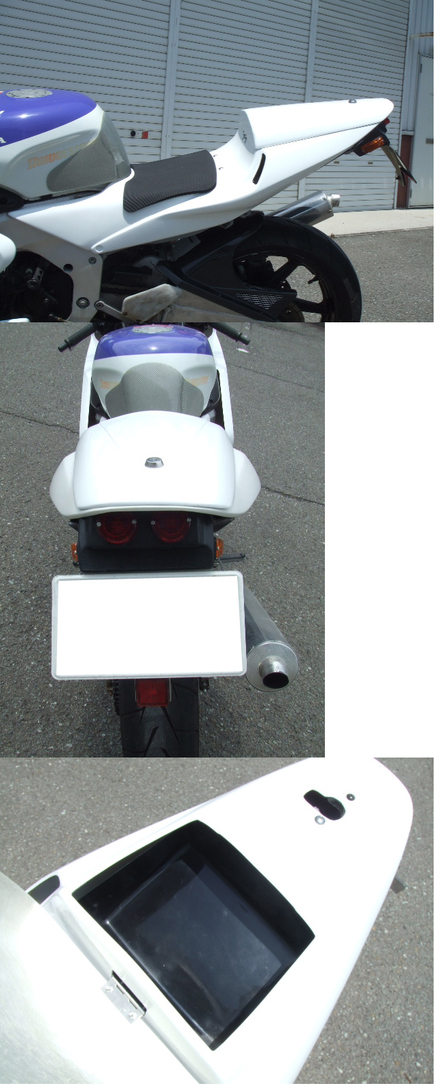 才谷屋 サイタニヤ テールカウル 600RRレプリカ/シングルシートtype-2 CBR250RR (MC22)