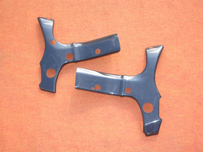 CLEVER WOLF クレバーウルフ フレームカバー タイプ:平織りカーボン GSX1300R ハヤブサ(隼)
