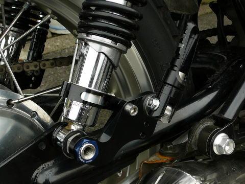 BORE ACE ボアエース タンデムステップ SR400 SR500