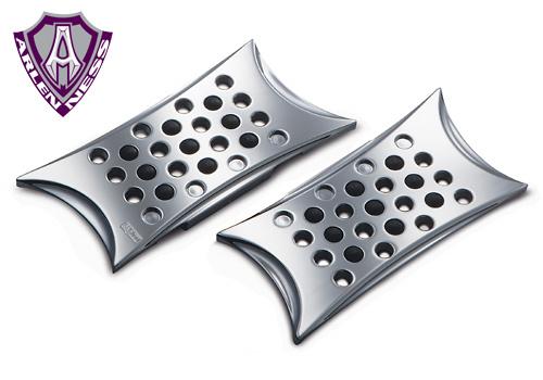 EASYRIDERS イージーライダース タンデムステップ 【アレンネス製】Batistini リアフットボードキット FLST HERITAGE SOFTAIL FLT