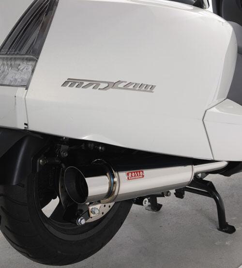Rosso ロッソ ライネス フルエキゾーストマフラー MAXAM [マグザム] SG21J