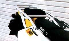 【在庫あり】Riding Spot ライディングスポット ツーリングキャリア オフロードライン DR-Z400S