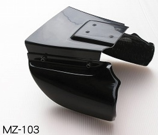 SOLID UP ソリッドアップ Z2サイドカバー カーボン平織 MONKEY [モンキー]