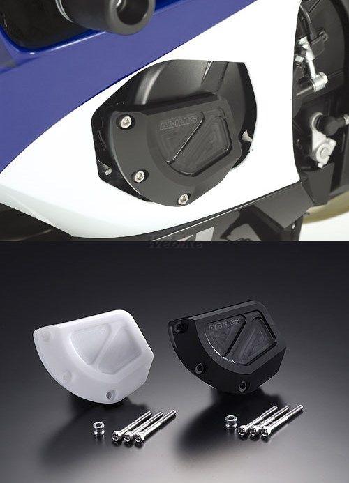 AGRAS アグラス ガード・スライダー レーシングスライダー カラー:ブラック GSX-R1000
