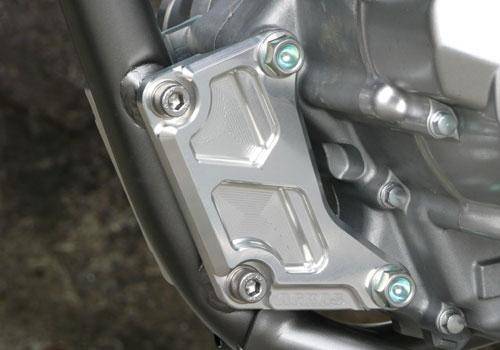 AGRAS アグラス その他エンジンパーツ エンジンハンガー Dトラッカー125