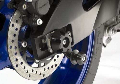 AGRAS アグラス ガード・スライダー リアアクスルプロテクター GSX-R600 GSX-R750
