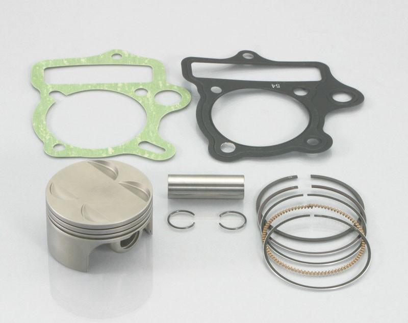キタコ KITACO DOHC 124cc SS ピストンキット for ドラッグレース CRF50F CRF70F XR50R(競技用) XR70R ゴリラ ゴリラ モンキー