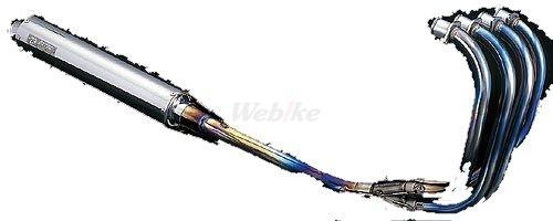 最新最全の アサヒナレーシング ASAHINA RACING RACING ASAHINA チタンフォーミュラ カタナ TYPE SSフルエキゾーストマフラー GSX750S カタナ, 彩り品:b5fc29ce --- mail.durand-il.com