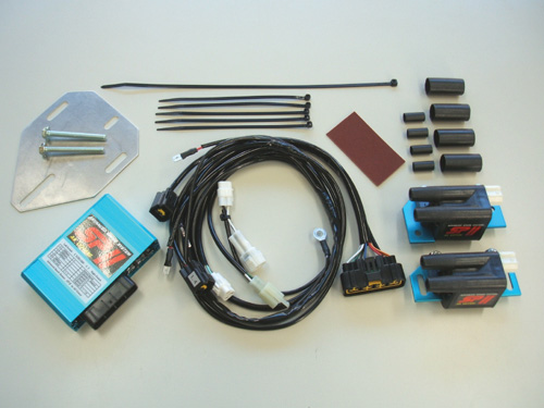 ASウオタニ AS UOTANI イグニッションコイル・ポイント・イグナイター関連 SPIIフルパワーキット XJR1300