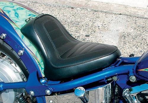 EASYRIDERS イージーライダース シート本体 シングルシート ドラッグスター400