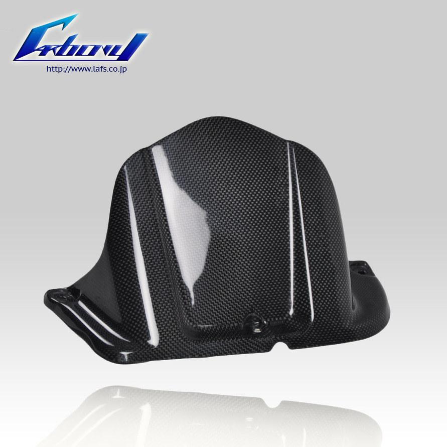 Carbony カーボニー ドライカーボン リアフェンダー 仕上げ:ツヤ有り 仕様:ブルーカーボン FZ1 2006-2015