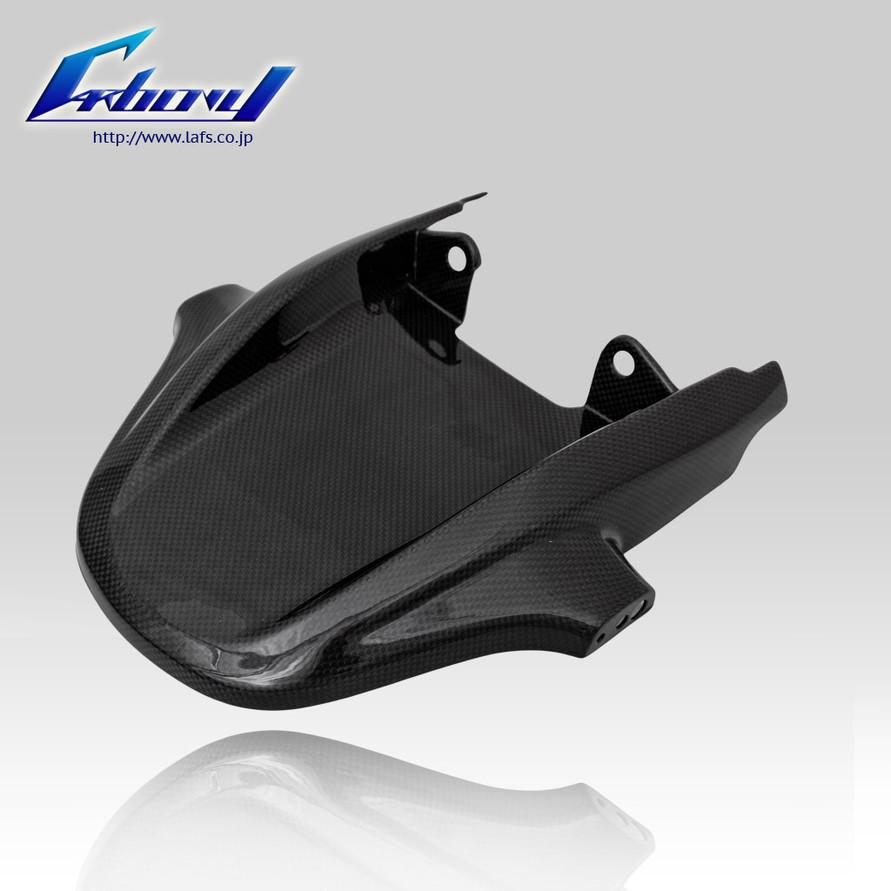 Carbony カーボニー テールランプ ドライカーボン テールライト 仕上げ:ツヤ消し 仕様:ブルーカーボン モンスター S4R 2004-2006