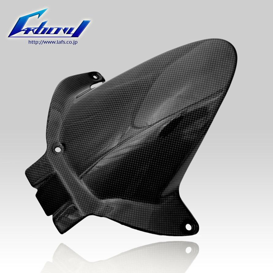 Carbony カーボニー ドライカーボン リアフェンダー 仕上げ:ツヤ消し 仕様:ブルーカーボン CBR600RR 2005-2006