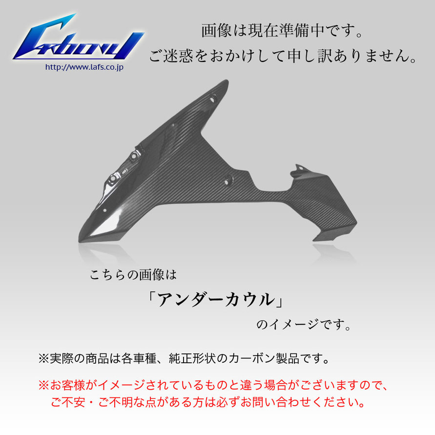Carbony カーボニー ドライカーボン アンダーカウル 仕上げ:ツヤ消し 仕様:平織り Tuono V4 2012-2015