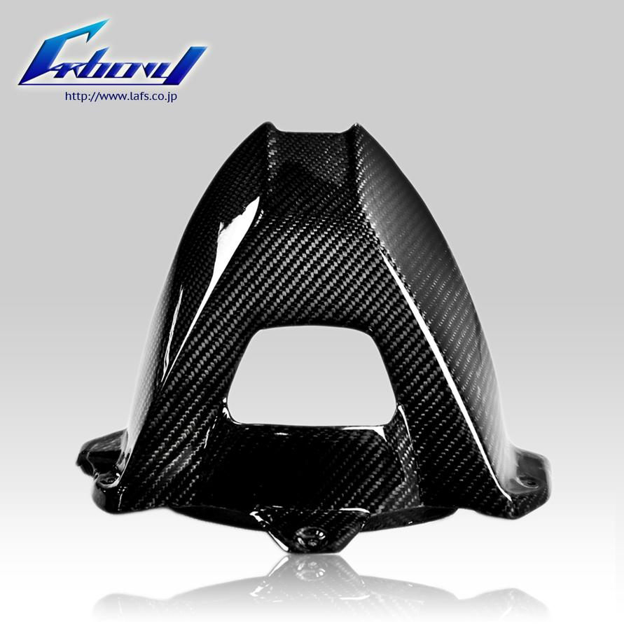 Carbony カーボニー ドライカーボン リアフェンダー 仕上げ:ツヤ有り 仕様:ブルーカーボン S1000RR 2010-2014