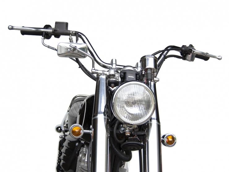 Motor Rock モーターロック オールドチャンピオンハンドル