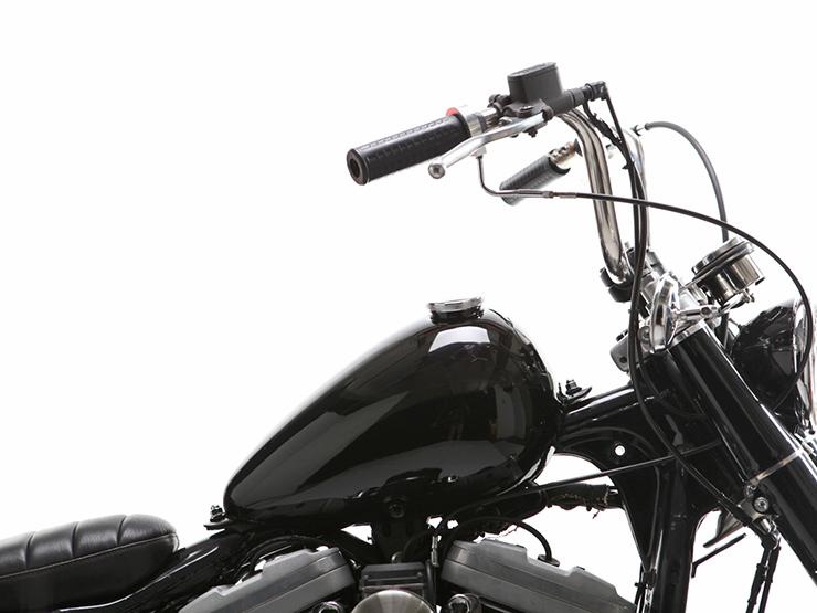Motor Rock モーターロック エッグタンクキット スポーツスター XL 95-03