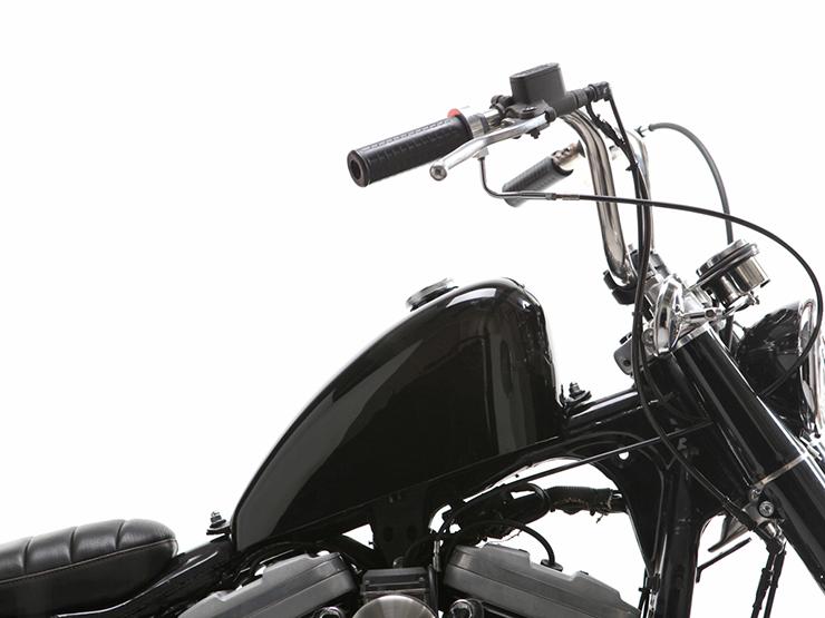 Motor Rock モーターロック スポーツスタータンクキット スポーツスター XL 95-03