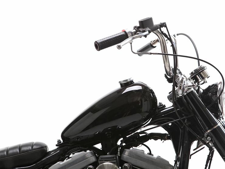 Motor Rock モーターロック マスタングタンクキット スポーツスター XL 95-03