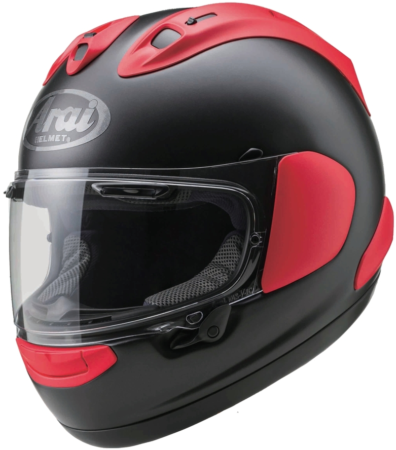 Arai アライ フルフェイスヘルメット RX-7X [アールエックス セブンエックス フラットブラック/レッド] ヘルメット サイズ:S(55-56cm)