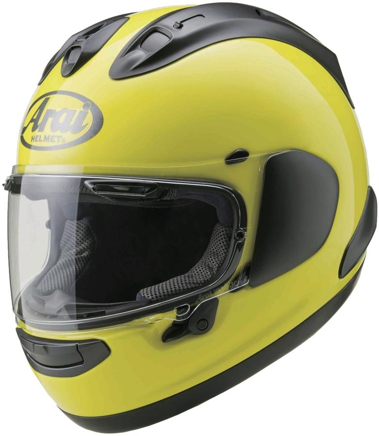 Arai アライ フルフェイスヘルメット RX-7X [アールエックス セブンエックス マックスイエロー] ヘルメット サイズ:XL(61-62cm)