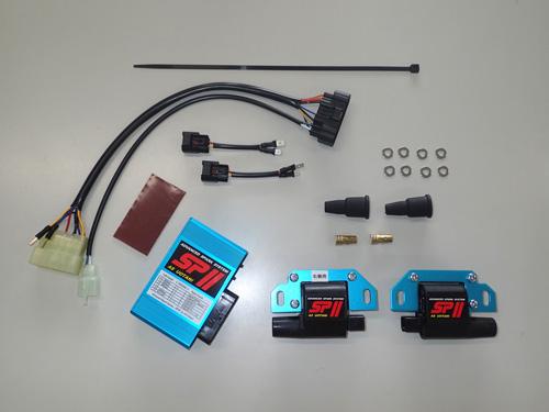 ASウオタニ AS UOTANI イグニッションコイル・ポイント・イグナイター関連 SPIIフルパワーキット TDM850 TRX850