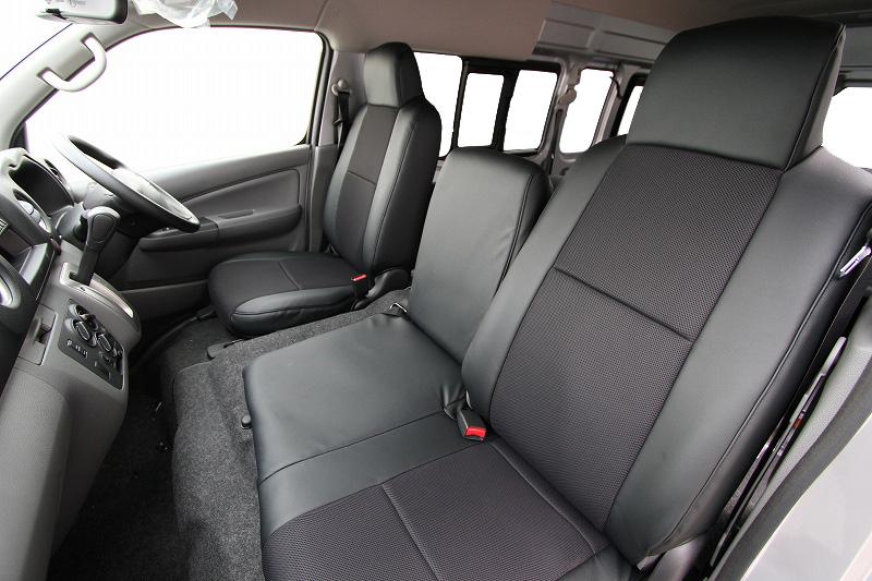 オグショー OGUshow シートカバー NV350キャラバン バンDX ESシートカバー タイプ:フロントのみ/ブラックレザーのみ NV350キャラバン 標準ロングボディ・スーパーロングワイドボディ バンDX 3人乗り・6人乗り