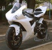 CLEVER WOLF クレバーウルフ 耐久用アッパーカウル YZF-R1