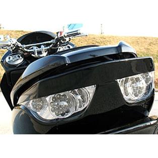 VIVIDPOWER ビビッドパワー スクーター外装 テールウィング FORZA[フォルツァ](MF08)(前期/後期)